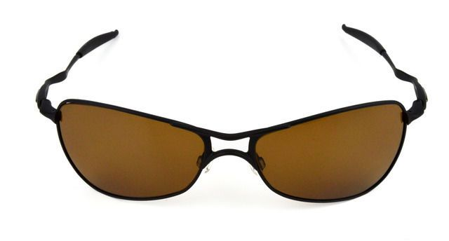 4cdb2d3c622 NEW POLARIZED BRONZE REPLACEMENT LENS FOR OAKLEY CROSSHAIR 1.0 SUNGLASSES